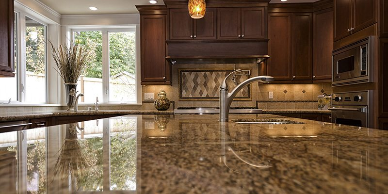 Four Benefits of Granite Countertops in Kitchens
